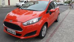 New fiesta S 1.5 2014 manual super conservado - 2013