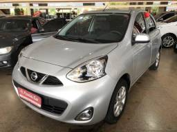 Nissan March 1.0 sv completo - 2017
