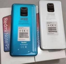 Promoção limitada Note 9s 128gb da xiaomi Blue