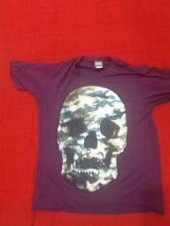 Camisa Net On Caveira