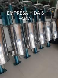 Fabrica de maquinas para despolpar Açaí e outros frutos