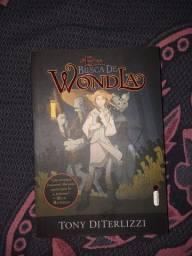 Livro Em busca de Wondla