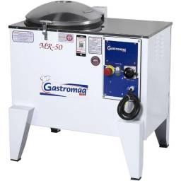 Amassadeira Industrial Rápida de Padaria 50 kg Gastromaq MR 50 Trifásica