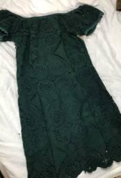 Vestido MC verde