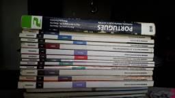 Coleção livros moderna - 2º ano EM - (completo)