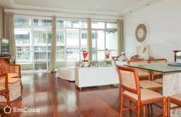 Apartamento à venda com 3 dormitórios em Leblon, Rio de janeiro cod:18521