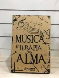 Título do anúncio: Cajon Microfonado Master - Música é Terapia pra Alma