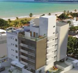 Apartamento à venda com 1 dormitórios em Cabo branco, João pessoa cod:006281