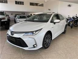 Toyota Corolla 2022 1.8 vvt-i hybrid flex altis cvt