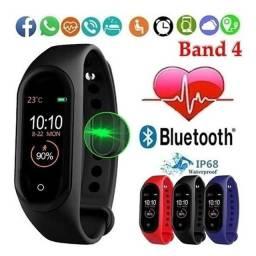 Relógio inteligente Bluetooth. FRETE GRÁTIS