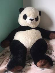 Título do anúncio: Panda de pelúcia de 1 metro