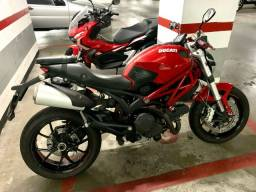 Título do anúncio: Ducati monster 796 abs