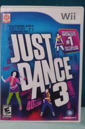 Just Dance 3 Wii [Leia a Descrição!]