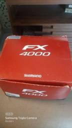 Vendo moleite shimano 4.000 com linha zero nunca foi usado 200