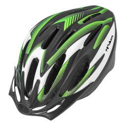 Capacete de Ciclismo Com Led Unissex Mtb Speed Bike Ciclista