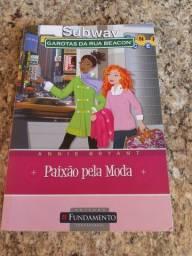 Livro Garotas da Rua Beacon-Paixão pela Moda