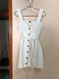 Vestido Branco - TAM P