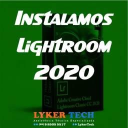 Título do anúncio: Instalação Adobe Lightroom
