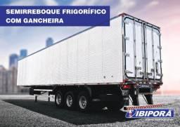 Carreta Frigorífica Ibiporã 28 Paletes / Gancheira