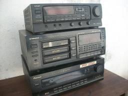 Peças de som para técnicos em Eletronica