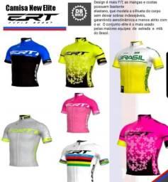 Camisa New Elite Ert de ciclismo