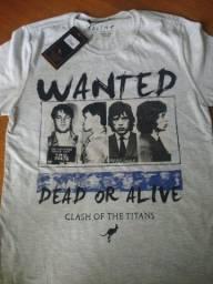 Título do anúncio: Camiseta Estampada Salth Masculino