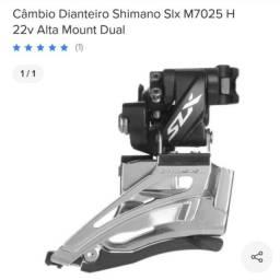 Vendo cambio dianteiro e traseiro Shimano