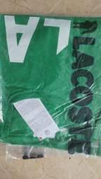 4 camisetas P + 2 bermudas