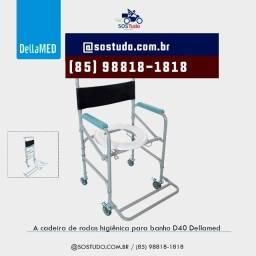 Título do anúncio:  Cadeira de banho D40 (85)9. *
