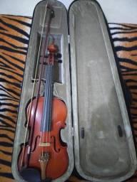 Título do anúncio: Violino comprei pra estudo porém não tenho tempo