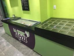 Título do anúncio: balcão self service sorveteria