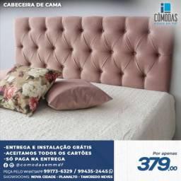 Título do anúncio: direto da fabrica cabeceira de cama