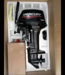 Título do anúncio: Motor popa Mercury 15hp novo 2021