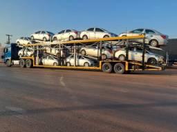 Título do anúncio: Carreta Cegonha para 13 carros