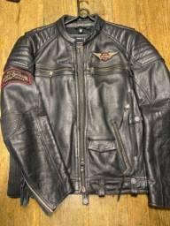 Título do anúncio: Jaqueta de Couro Harley Davison