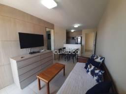 Título do anúncio: Apartamento com 1 dormitório para alugar, 39 m² por R$ 2.400,00/mês - Cumbuco - Caucaia/CE