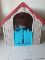 Vendo casinha de criança estado de 0 leia