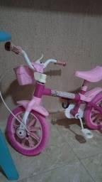Título do anúncio: Bicicleta de criança