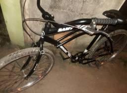 Título do anúncio: Vendo bicicleta aro 26 folha normal