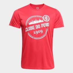 Camiseta Internacional Dry Carimbo Clube Do Povo 1909 Tamanho M Nova Com Etiqueta!