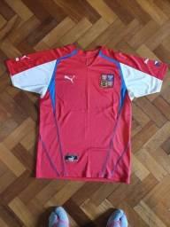Título do anúncio: Camisa seleção da República Tcheca