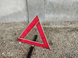 Triângulo carro