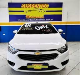 Chevrolet onix 2018 1.4 mpfi lt 8v flex 4p manual