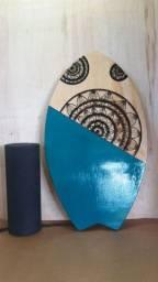 Prancha de equilíbrio  (balance board)