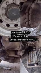 Título do anúncio: Diferencial Mercedes Benz 1620