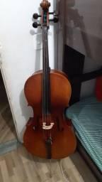 Título do anúncio: violoncelo 4/4 prowinds