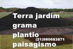 Título do anúncio: terra para plantar grama