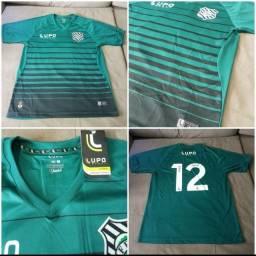 Título do anúncio: Camisa de Goleiro do Figueirense - Nova na etiqueta