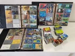 Coleção Cartões Telefônicos Antigos