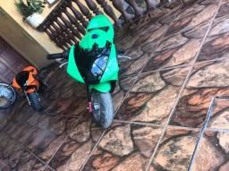 Mini moto 50cc gasolina e olé 2tempo